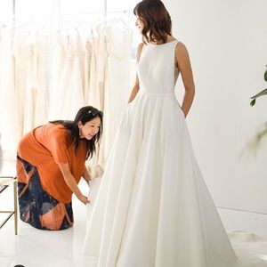 Jenny Yoo Wedding Dress 👰 ❤️